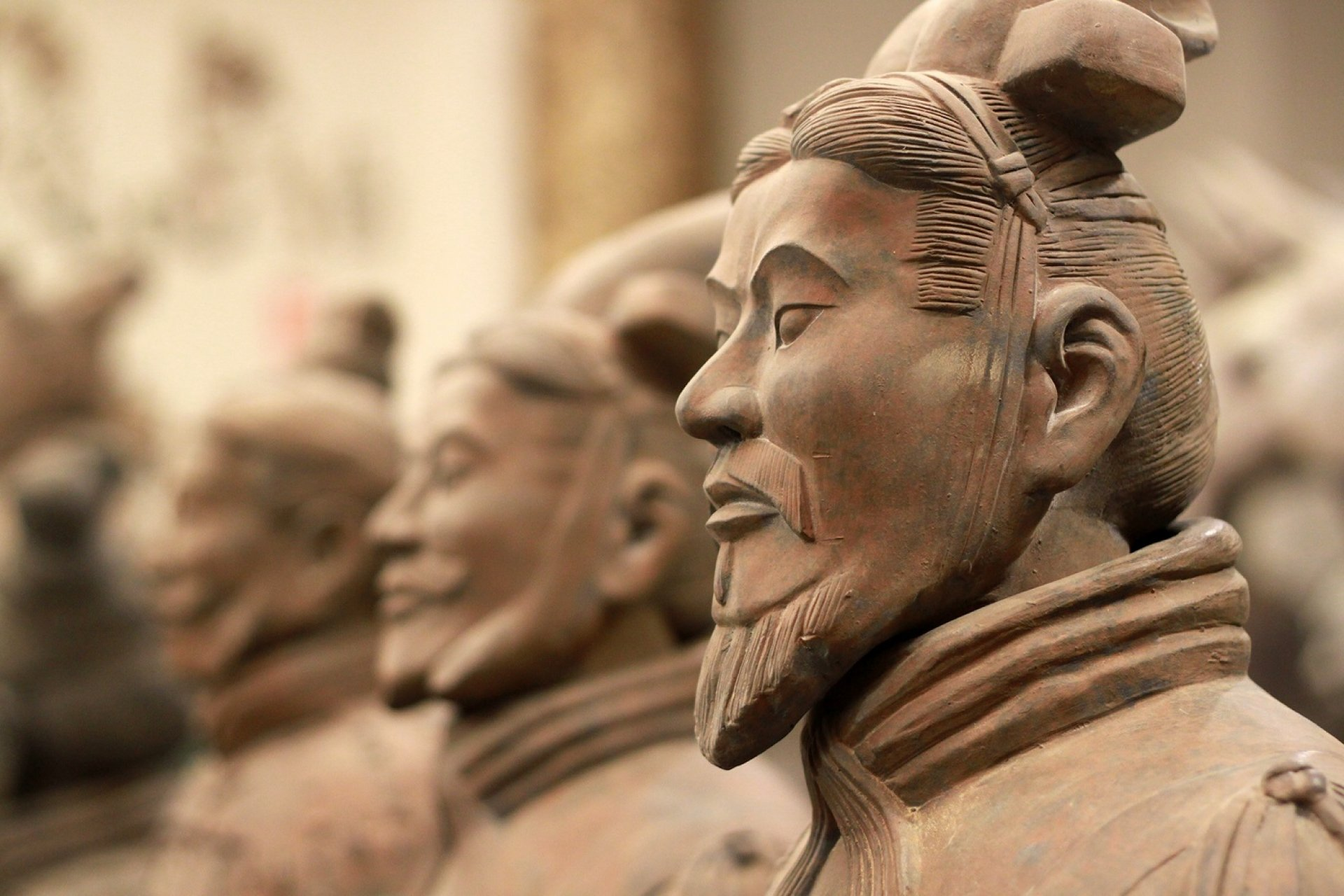 Terracotta Warriors of Xi'an, China